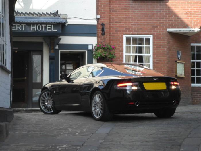 Aston Shrewsbury
