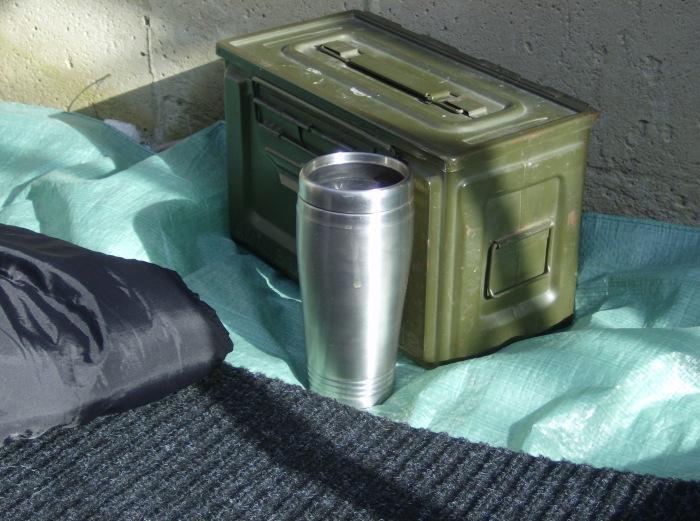 Winter Ordeal Canteen