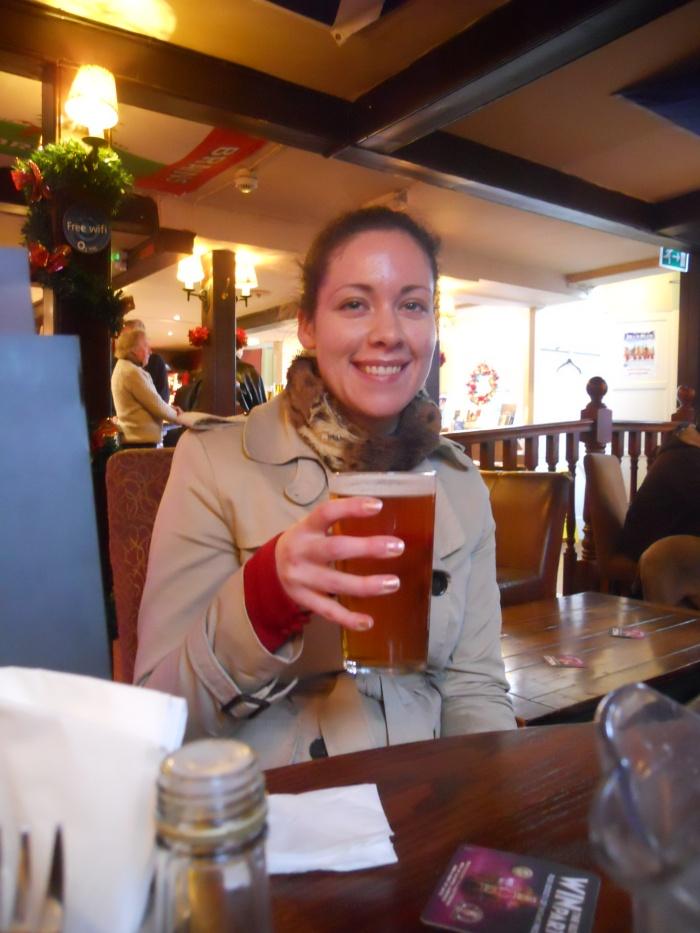 Pub Portrait