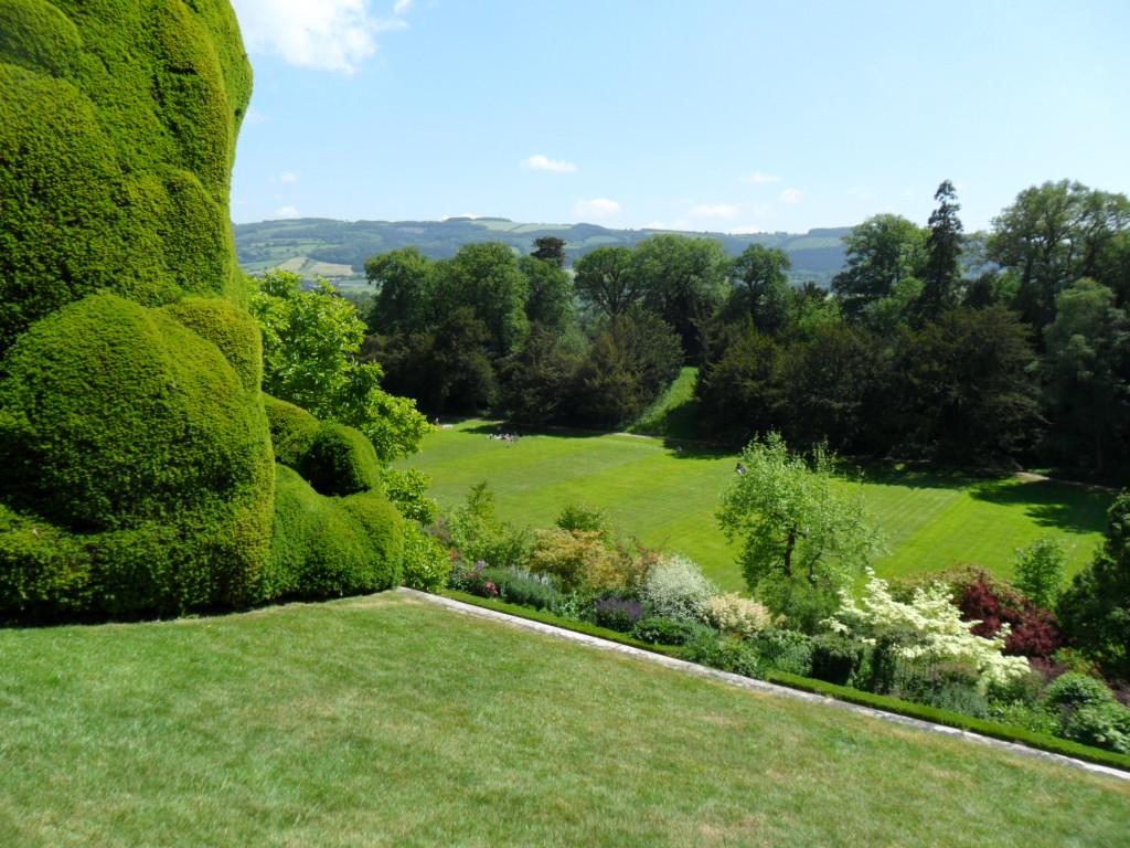 Most beautiful english gardens - Powis