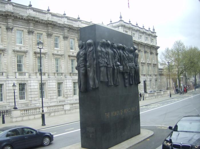 WWII Women Memorial