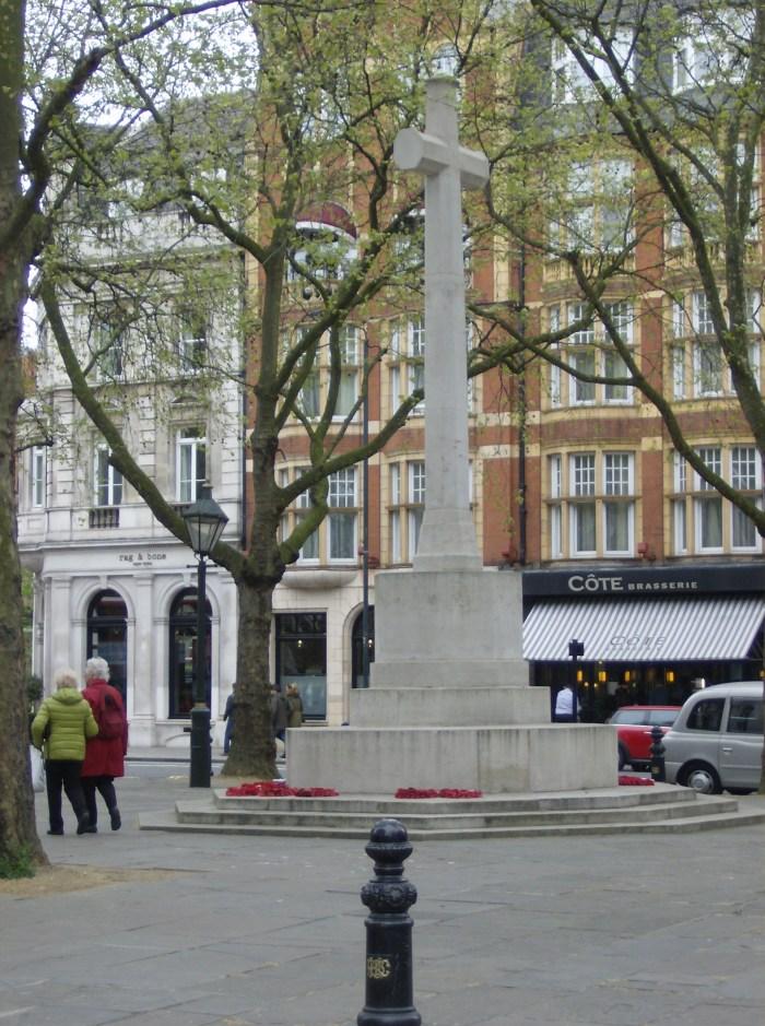 Sloane Sq Memorial