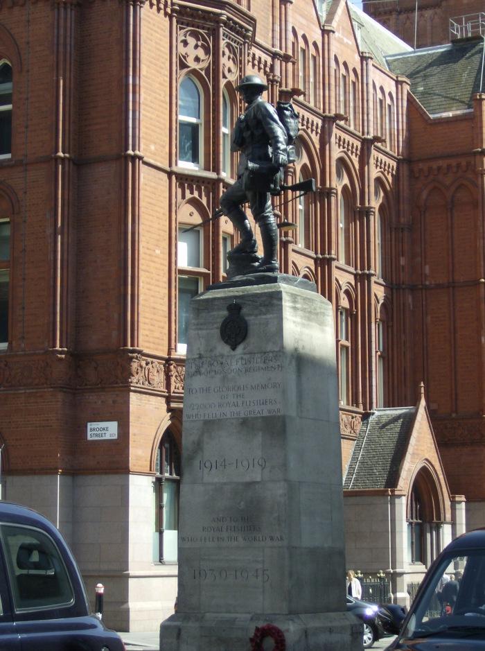 Holborn Memorial