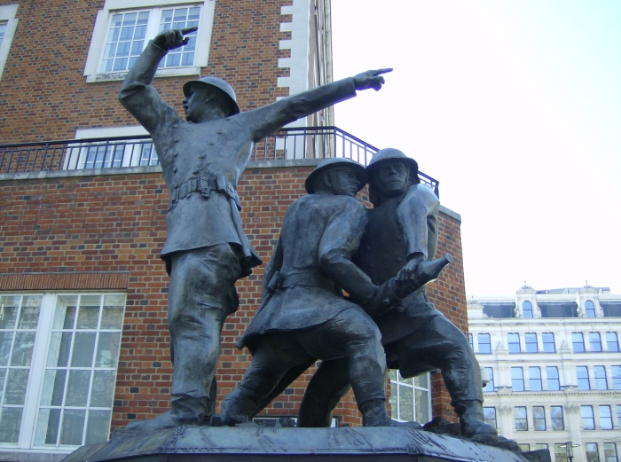 Blitz Memorial